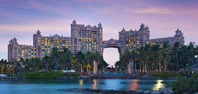 Atlantis paradise island resort bahamas (hotel termewah di dunia)