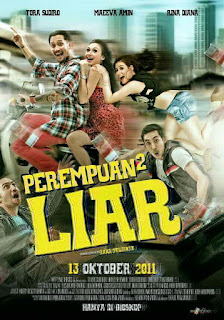 Download film Perempuan Perempuan Liar (2011) DVDRip Gratis