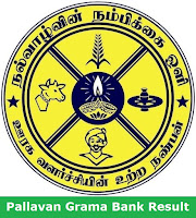Pallavan Grama Bank Result