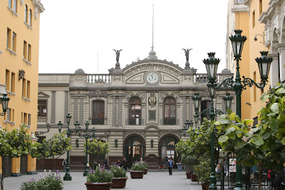 Postal and Philatelic Museum, Knowing Lima, Museums Lima