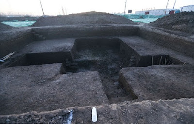 2,200-year-old Han Dynasty tomb discovered at Beijing building site