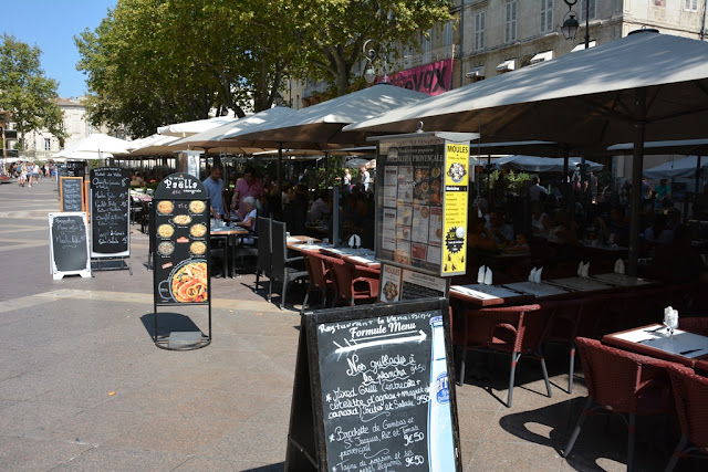Avignon restaurants