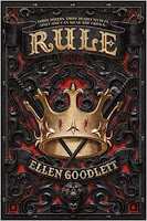 Rule by Ellen Goodlett book cover and review