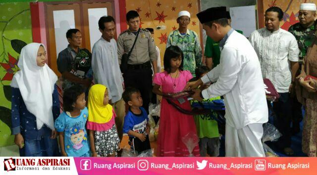 Kelurahan Ardirejo Berbagi Sedekah Kepada Kaum Dhuafa' dan Anak Yatim