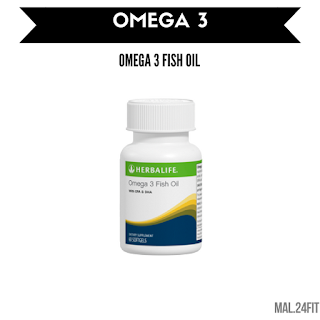 HERBALIFE OMEGA 3 FISH OIL