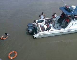 Man Jump Into Lagos Lagoon