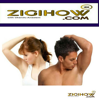 HOW TO GET RID OF BODY ODOUR EFFECTIVELY AND NATURALLY 3