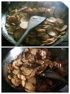 pomme de terre rissolée