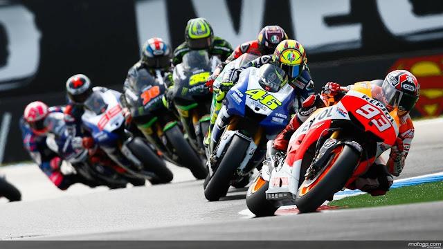 Klasemen Akhir Moto GP 2016