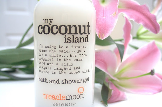 treaclemoon: my coconut island