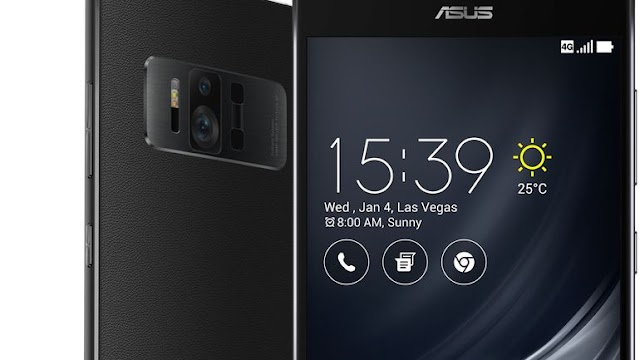 Asus Zenfone AR Launch Live Today with 8GB RAM and 23 MP Camera