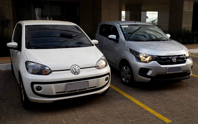 Volkswagen Up! - revisões