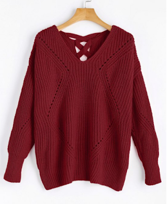 sweater-wine-red
