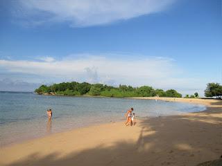 Tempat Wisata Pantai Samuh Nusa Dua Bali