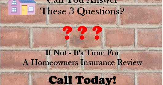 3 Important Questions For Homeowners