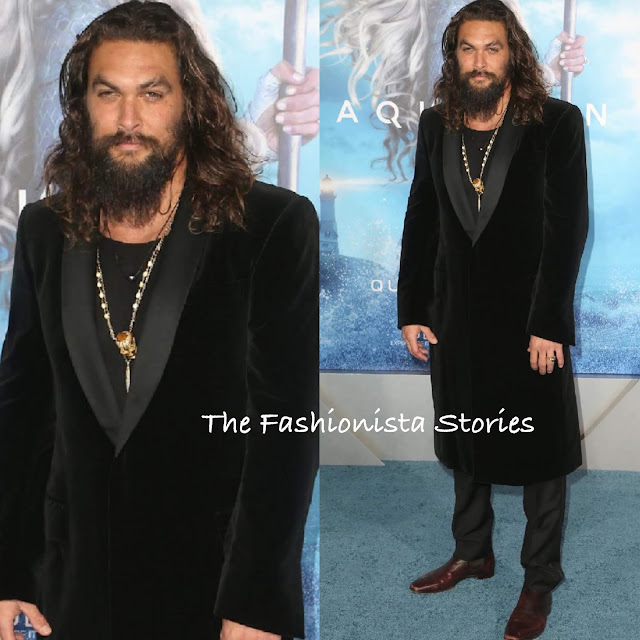 Jason Momoa Necklace: Jason Momoa In Vintage Gucci, Rick Owens & Valentino At