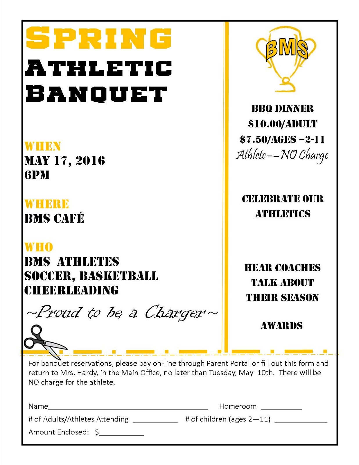 Athletic banquet program template gallery template for Sports program template free