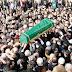 Cenaze olduğunda tesbihleri terk etmek