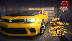 Nitro Nation Stories MOD APK+DATA