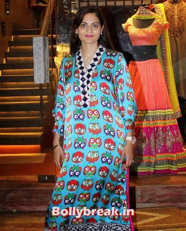 Alvira Khan, Salman Khan's Sister Alvira Khan Store Launch