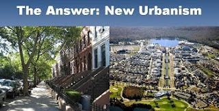 pembangunan berkelanjutan new urbanism