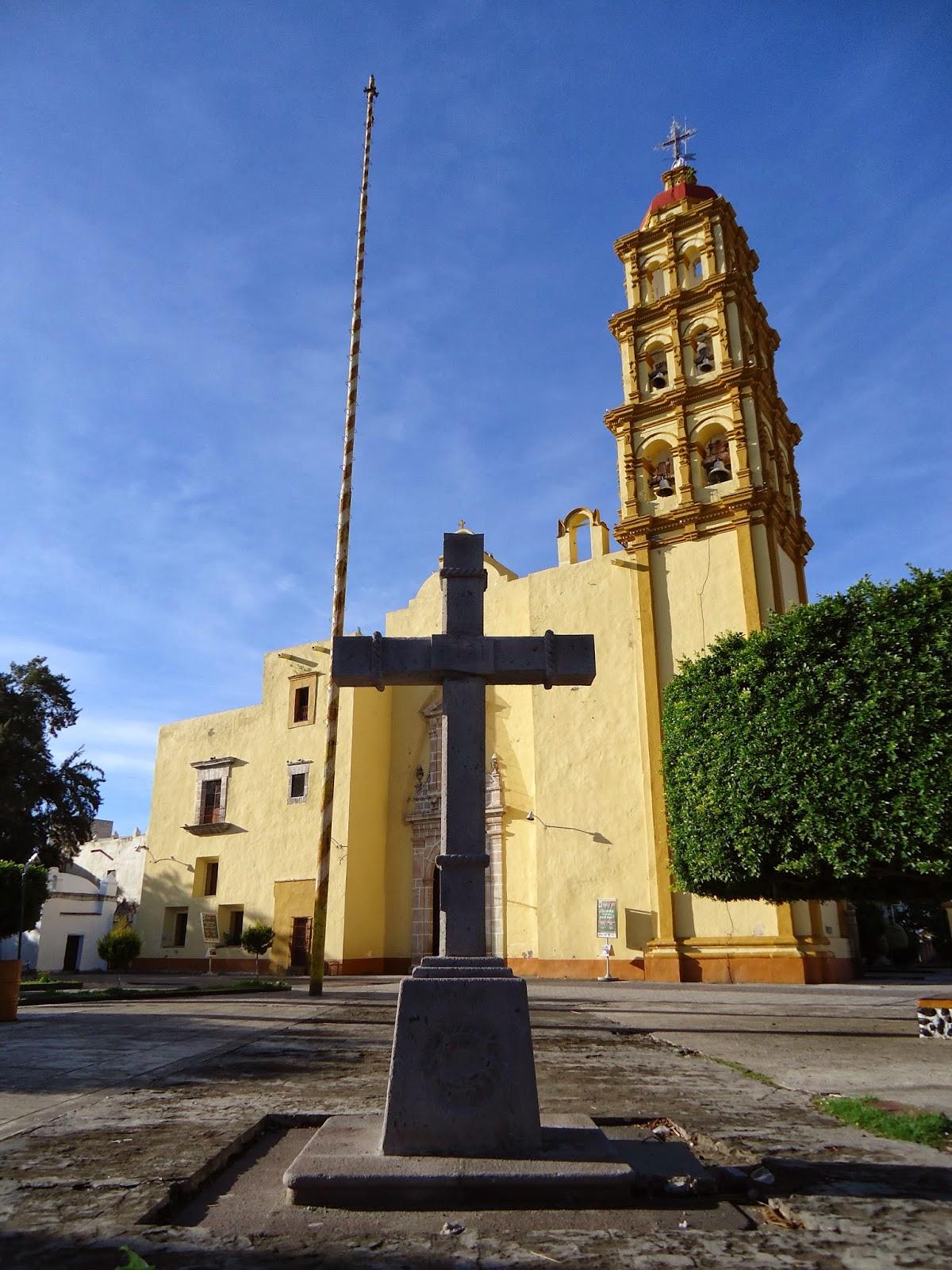 Fachada del Ex Convento de Santo Domingo
