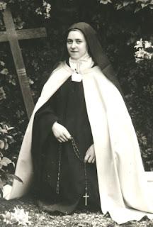 Thérèse, patronne des missions