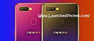 launched inwards PRC every bit their novel Oppo telephone Oppo A7x launched alongside the 3.5mm jack