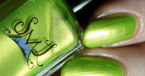 Smokey Mountain Lacquer's St. Patrick's Day Duo