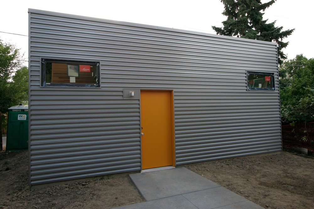 Siding Metal Siding House House Information Center