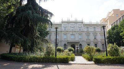 Palacio del Marqués de Fontalba