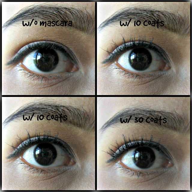 l'oreal miss manga false lashes mascara