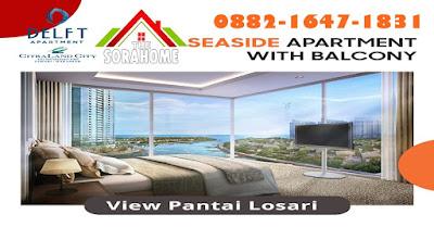 Terletak di dalam kawasan hunian serta komersial Citraland City Losari Makassar