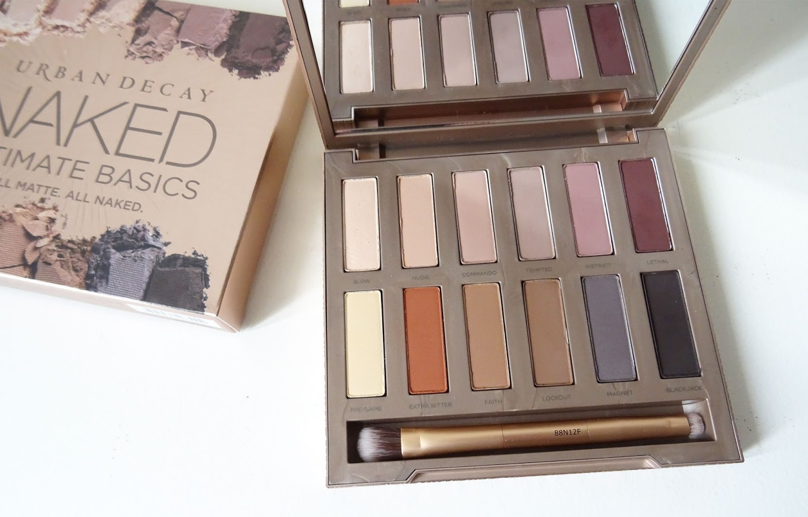 Naked Ultimate Basics Urban Decay