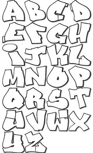 LETRAS DE GRAFITE ~ imagens para celular