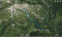 Hiking Below Pizzo della Presolana