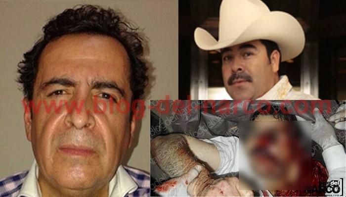 """Sergio Vega, su homosexualidad y su noviazgo con Héctor Beltrán Leyva, """"El H"""""""