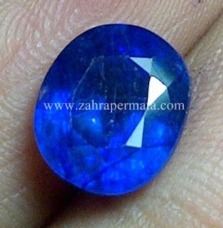 Royal Blue Saphire + Memo - ZP 575