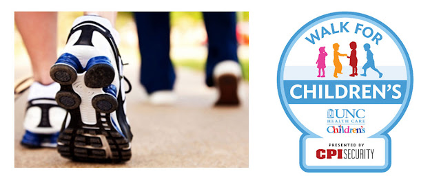 Walk for Children's Hospital