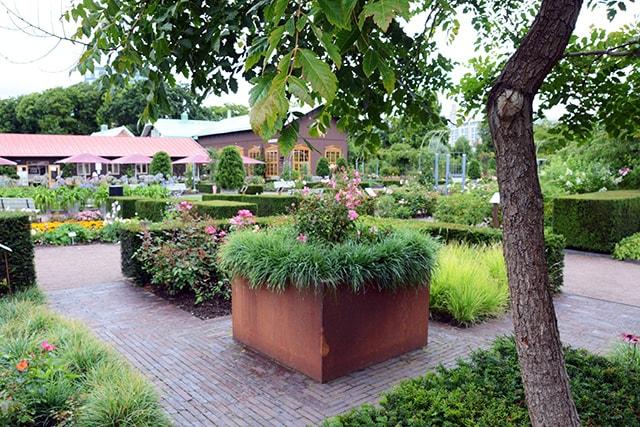 Unn deg å ta lunsjen i Trädgårdsföreningen - Kongens hage jane+Schul-min