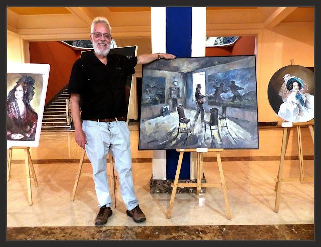 CONCURSO-PINTURA-GOYA-CAMARA-COMERCIO-ZARAGOZA-HOMENAJE-EXPOSICION-CUADROS-FOTOS-ARTISTA-PINTOR-ERNEST DESCALS