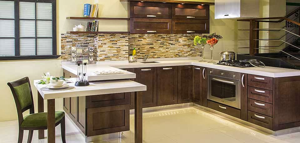 interwood wooden kitchen