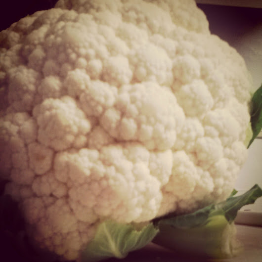Cauliflower is so Versitle
