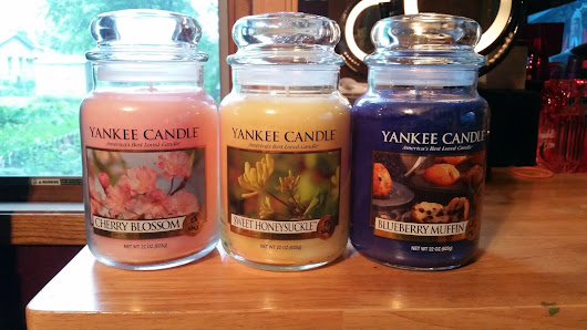 Mini Yankee Candle Summer SAS Haul