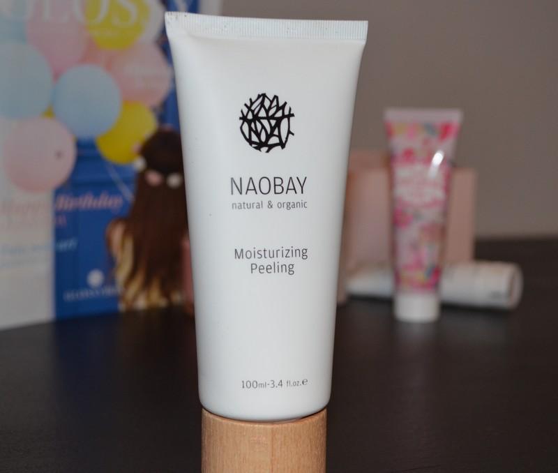 Moisturizing Peeling - Naobay