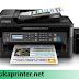 Cara Memperbaiki Printer Epson L565 Error 0xF1 dan Terbukti Berhasil