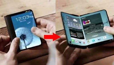 Samsung Foldable Smartphone Details Leaked Coming Soon, Battery And Much More