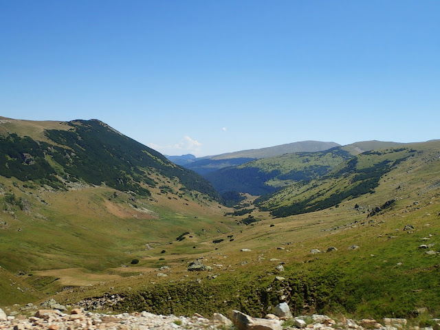 Widoki z Transalpiny