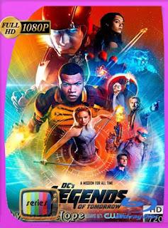 Legends of Tomorrow Temporada 1-2-3-4HD [1080p] Latino [GoogleDrive]