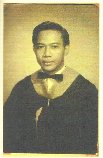 Binay took his law course at the UP College of Law and passed the 1968 bar exams.